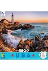 Ceaco Around the World USA Portland, ME (2396-17) 550p