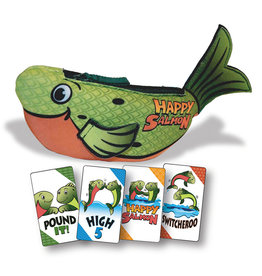 North Star Games Happy Salmon Green Fish