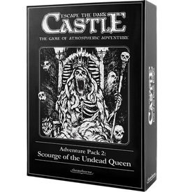 Asmodee Escape the Dark Castle Scourge of the Undead Queen