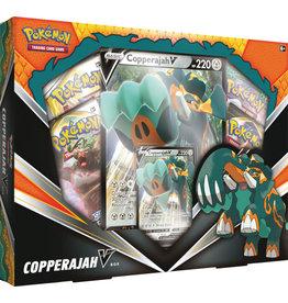 Pokémon Pokémon Copperajah V Box