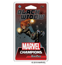 Fantasy Flight Games Marvel Champions Black Widow Hero Pack