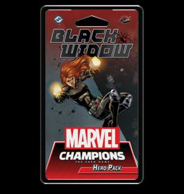 Fantasy Flight Games Marvel Champions  LCG Hero - Black Widow