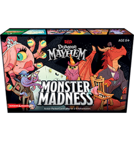Wizards of the Coast Dungeon Mayhem Monster Madness