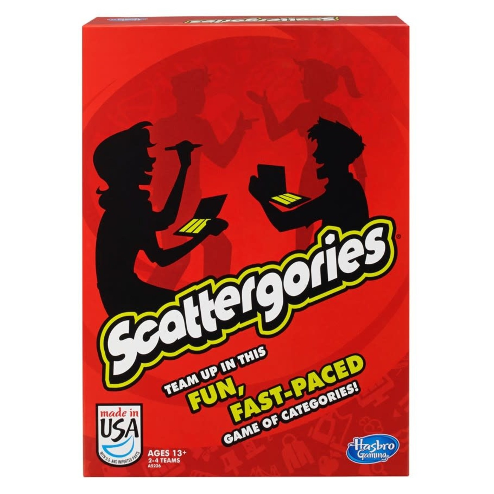 Hasbro Scattergories