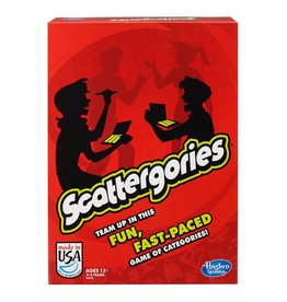 Hasbro Scattergories