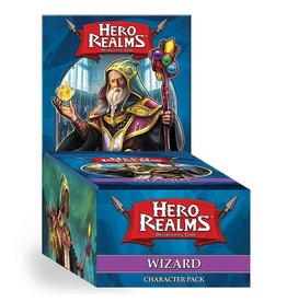 White Wizard Games Hero Realms Wizard Character Pack