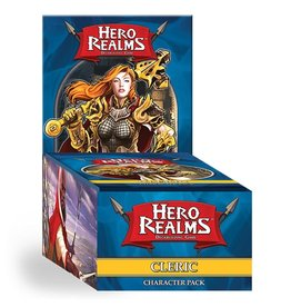 White Wizard Games Hero Realms Cleric Character Pack