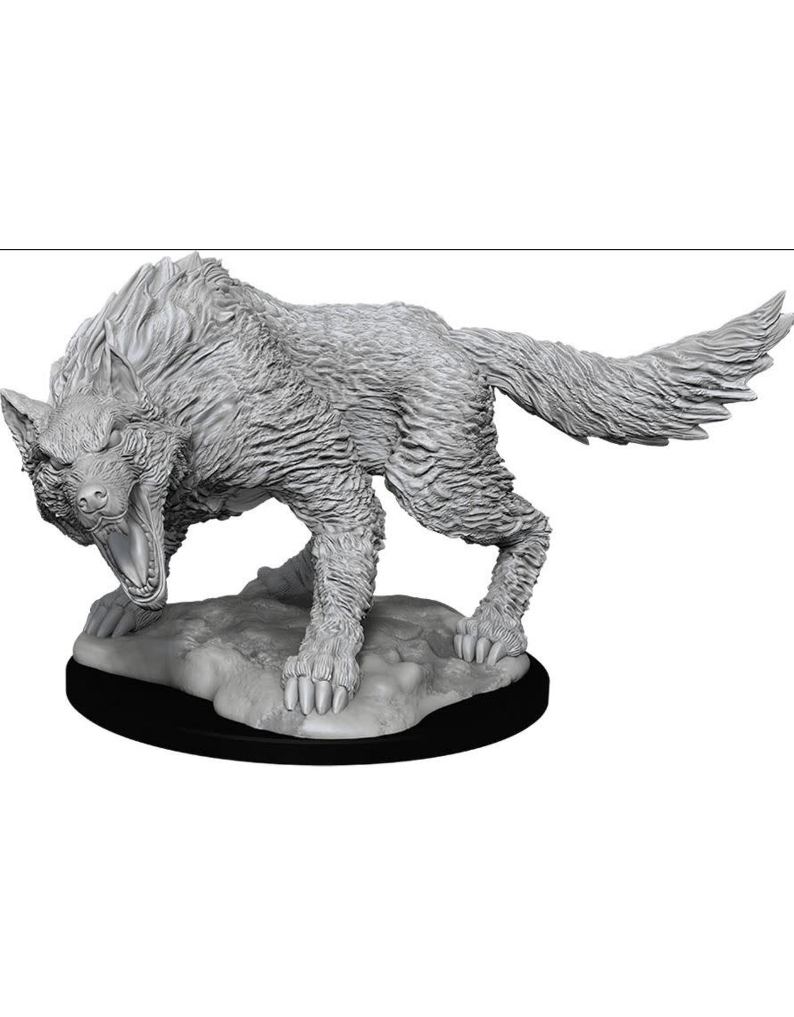 WizKids D&D Minis (unpainted): Winter Wolf Wave 11, 90030