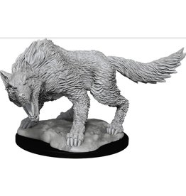 WizKids D&D Minis (unpainted): Winter Wolf Wave 11, 90030