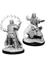 WizKids D&D Nolzur's Marvelous Miniatures (unpainted): Human Wizard (male) Wave 11