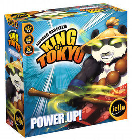 Iello King of Tokyo 2E Power Up
