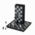 """Wood Expressions Chess Set 10"""" Magnetic"""