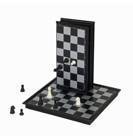 "Wood Expressions Chess Set 10"" Magnetic"