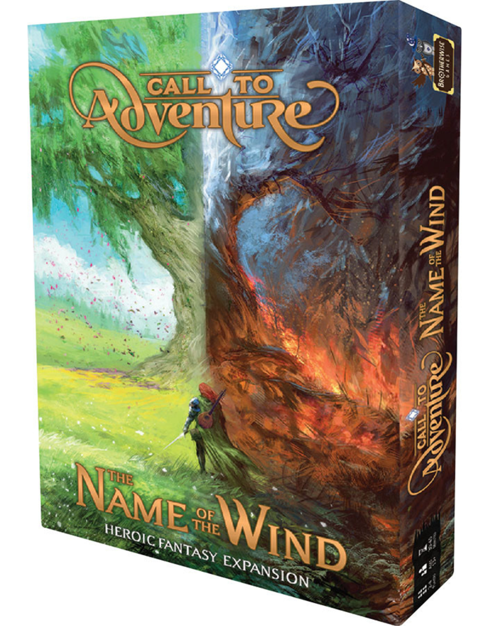 Brotherwise Games Call to Adventure The Name of the Wind