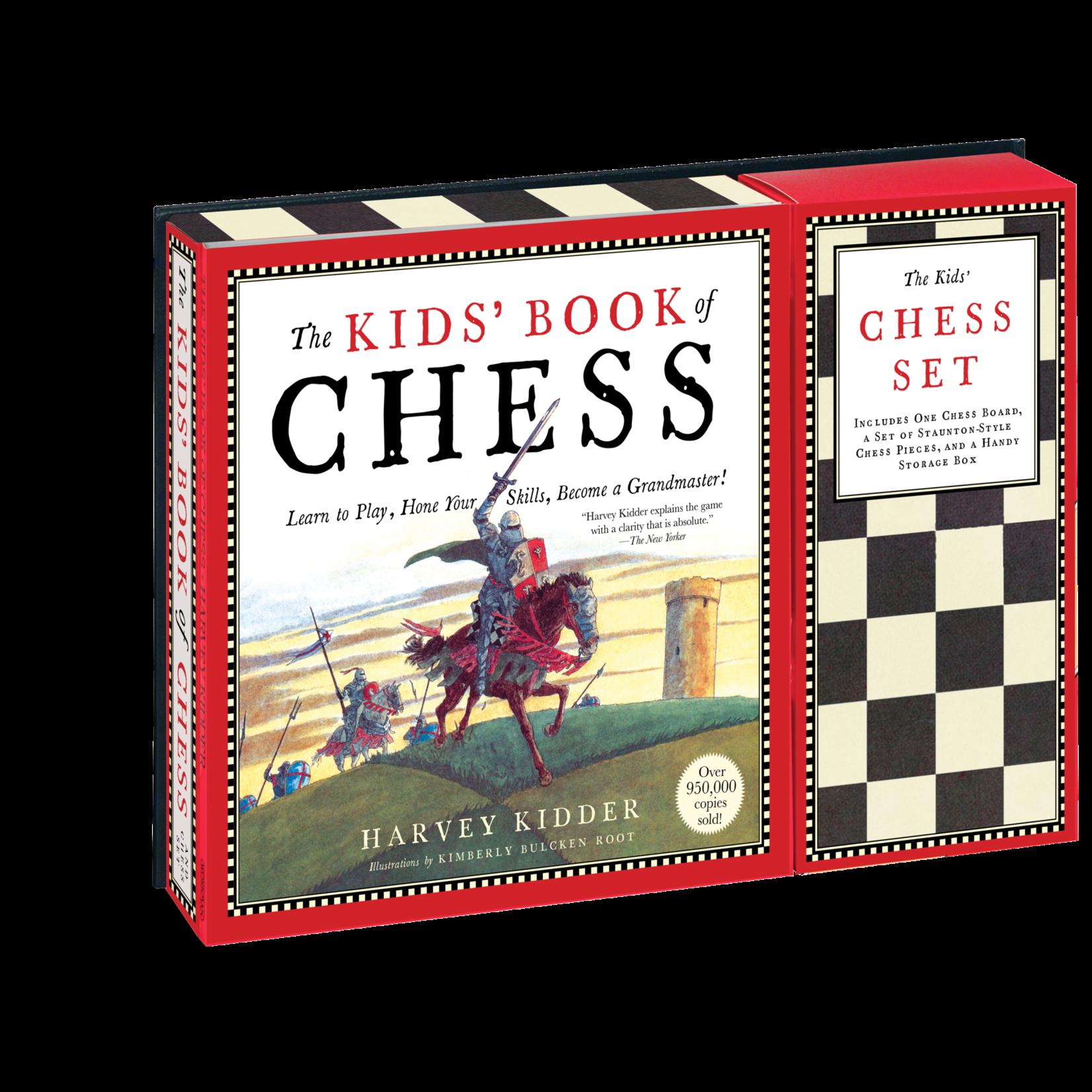 Workman Publishing Kids' Book of Chess