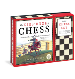 Workman Publishing Kids' Book of Chess