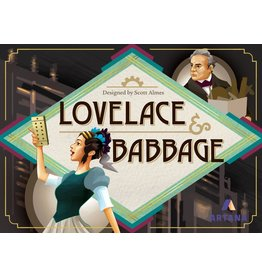 Artana Lovelace & Babbage
