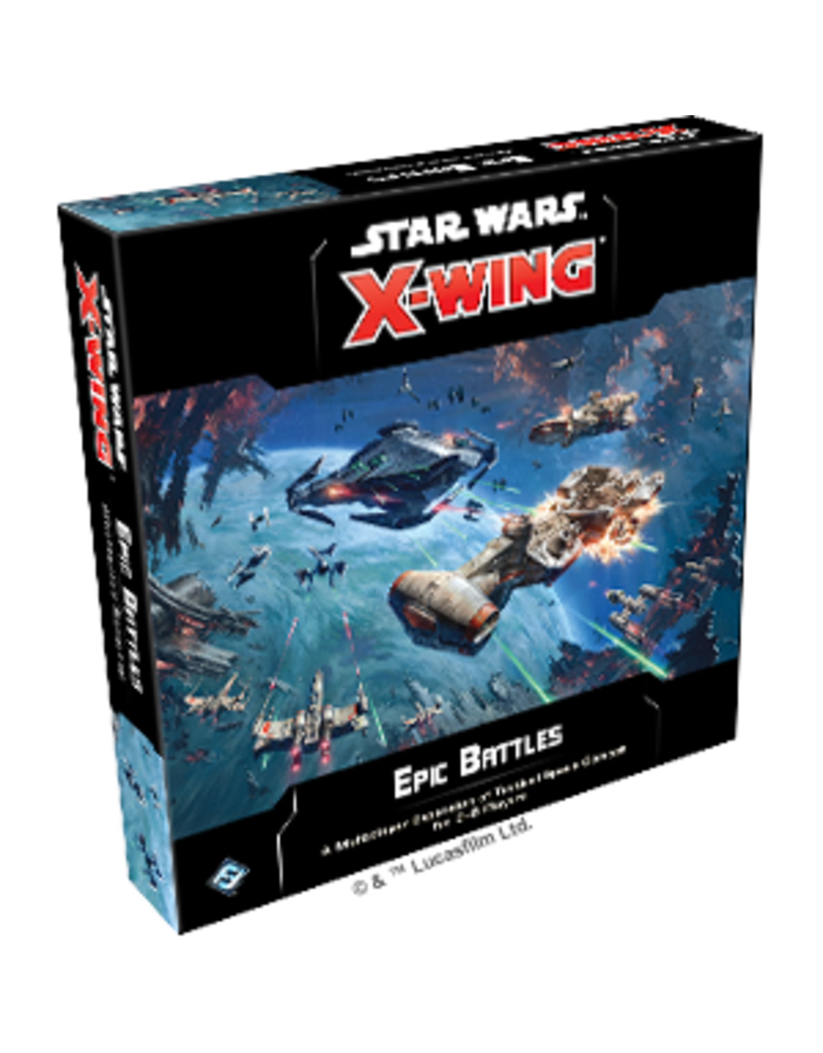Fantasy Flight Games Star Wars X-Wing 2nd Edition: Epic Battles Multiplayer Expansion Pack