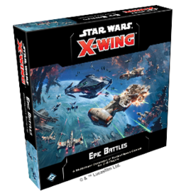 Fantasy Flight Games SW X-Wing 2E Epic Battles Multiplayer Expansion