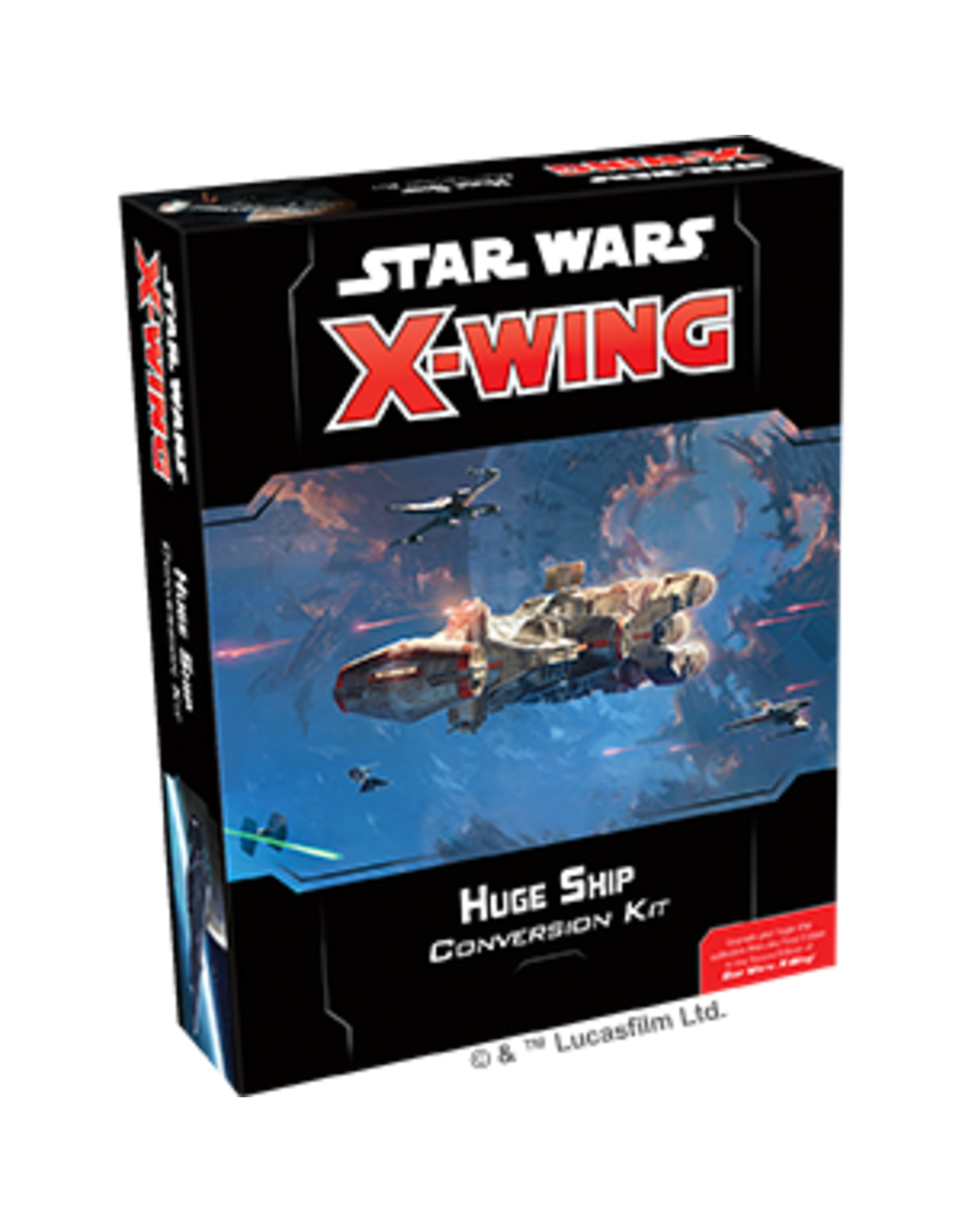 Fantasy Flight Games Star Wars X-Wing 2nd Edition: Huge Ship Conversion Expansion Kit