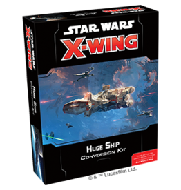 Fantasy Flight Games SW X-Wing 2E Huge Ship Conversion