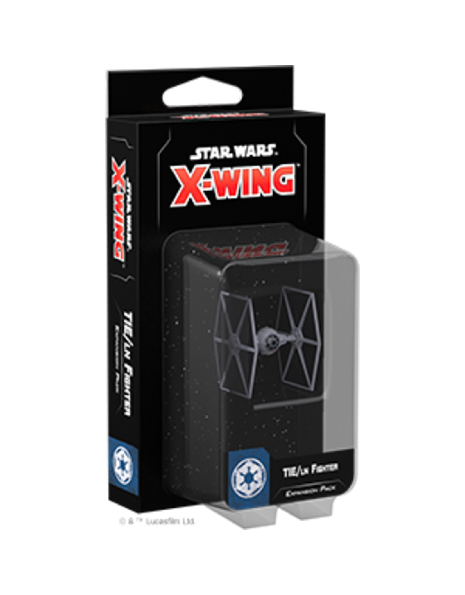 Fantasy Flight Games Star Wars X-Wing 2nd Edition: TIE/LN Fighter Expansion Pack