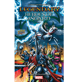 Upper Deck Legendary Marvel Heroes of Asgard Expansion