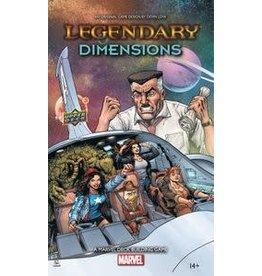 Upper Deck Legendary Marvel Dimensions