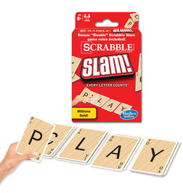 Winning Moves Scrabble Slam Card Game