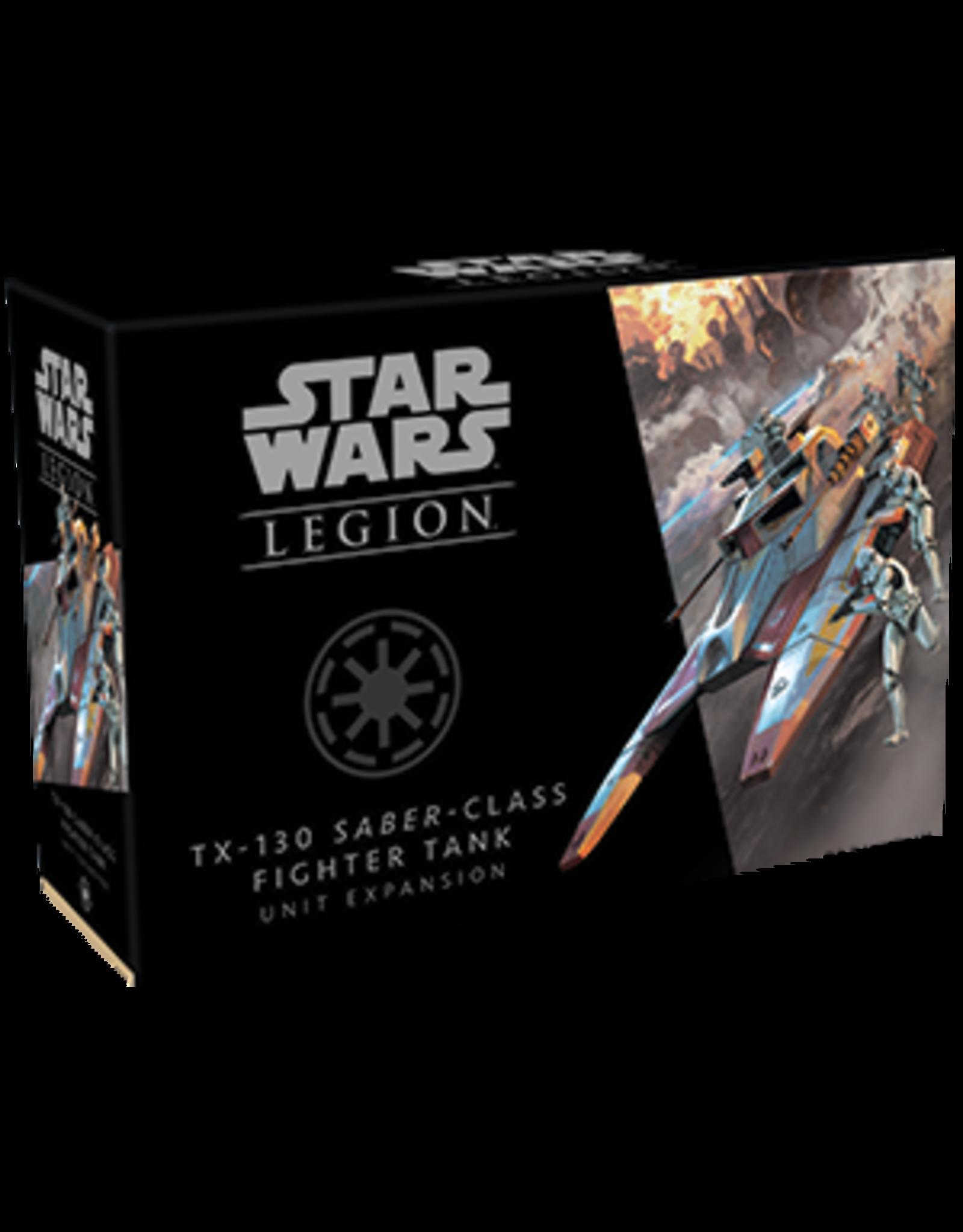 Fantasy Flight Games Star Wars Legion TX 130 Saber-class Tank