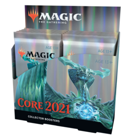 Magic: The Gathering MTG M21 Collector Booster Box
