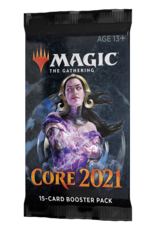 Magic: The Gathering Magic: The Gathering - Core Set 2021 - Draft Booster Pack