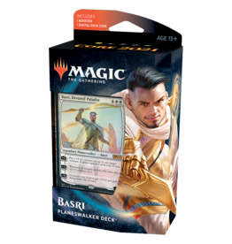 Magic: The Gathering MTG M21 Planeswalker Deck - Basri