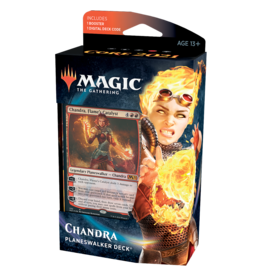 Magic: The Gathering MTG M21 Planeswalker Deck - Chandra