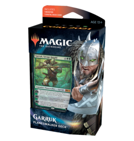 Magic: The Gathering MTG M21 Planeswalker Deck - Garruk