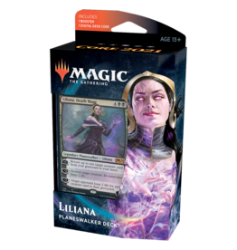 Magic: The Gathering MTG M21 Planeswalker Deck - Liliana