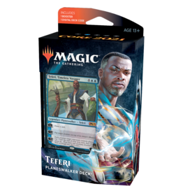 Magic: The Gathering MTG M21 Planeswalker Deck - Teferi