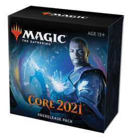 Magic: The Gathering MTG M21 Prerelease Pack + 2 Free Boosters