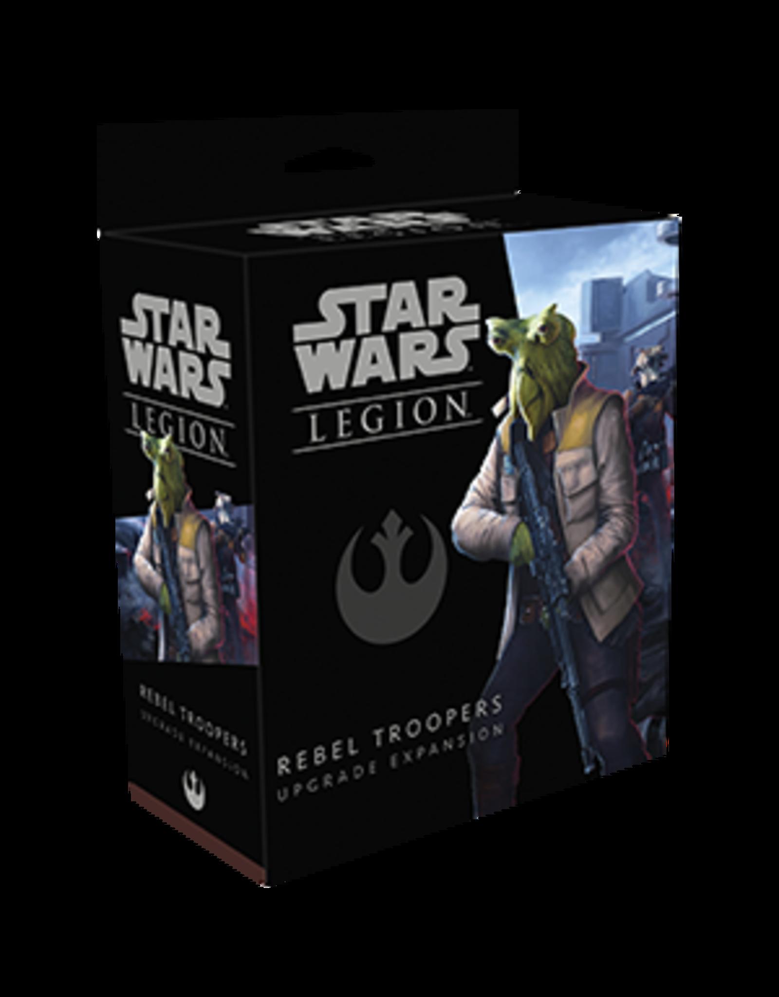 Fantasy Flight Games Star Wars Legion Rebel Troopers Upgrade