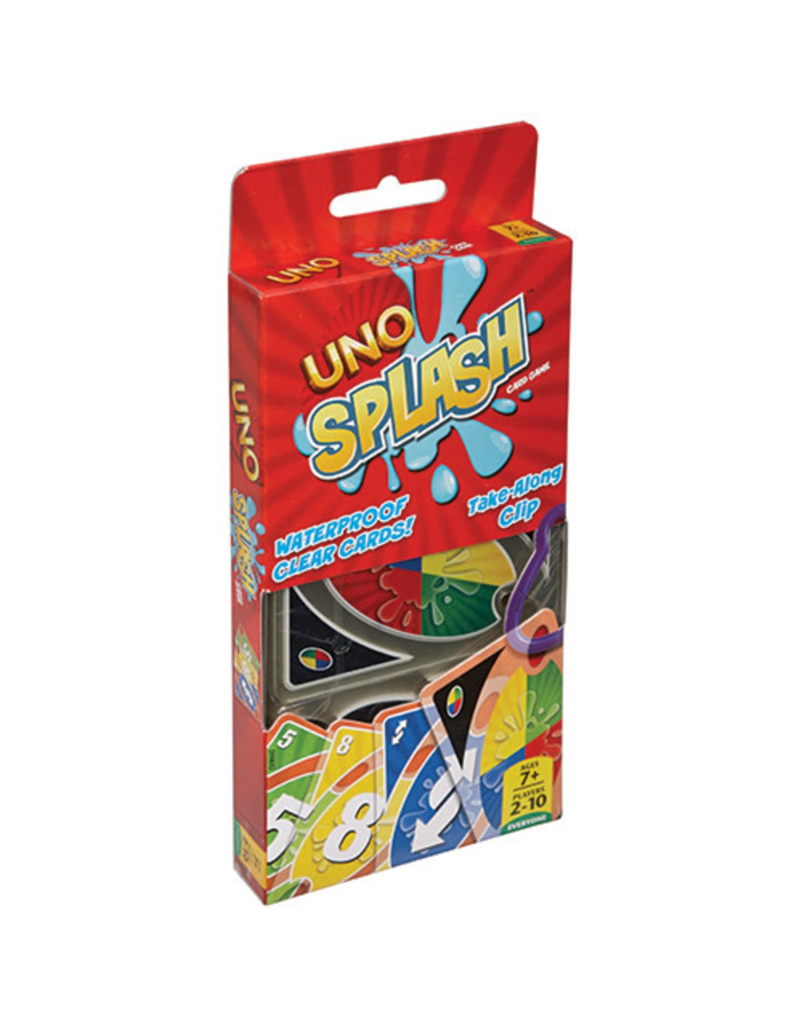 Mattel Uno Splash