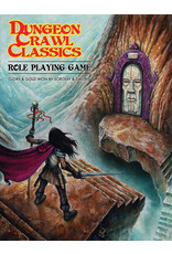 Goodman Games Dungeon Crawl Classics Core (Hardcover)