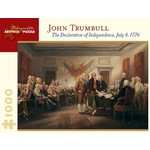 Pomegranate The Declaration of Independence - 1000 Piece Jigsaw Puzzle
