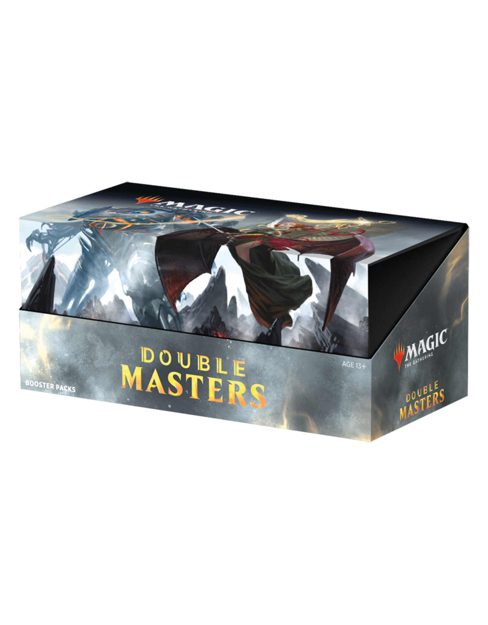 Magic: The Gathering Magic: The Gathering - Double Masters - Draft Booster Box