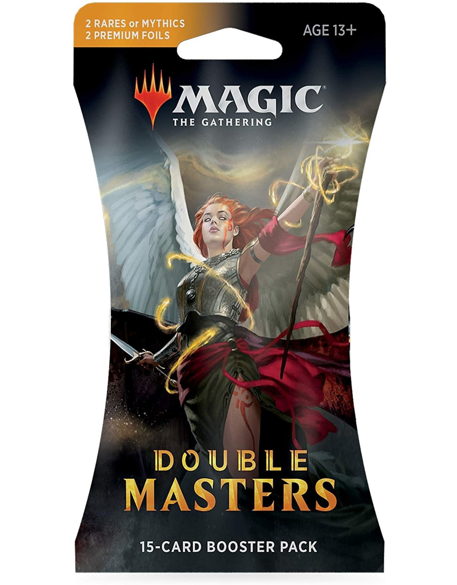 Magic: The Gathering Magic: The Gathering - Double Masters - Draft Booster Pack