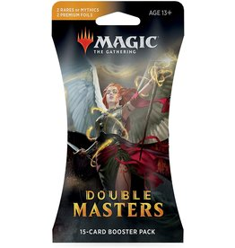 Magic: The Gathering Double Masters Draft Booster Pack