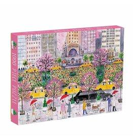 Galison Spring on Park Avenue 1000p