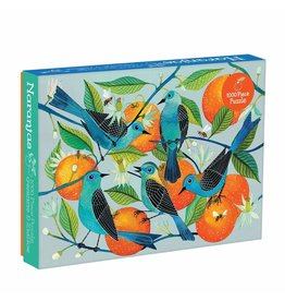 Galison Naranjas - 1000 Piece Jigsaw Puzzle