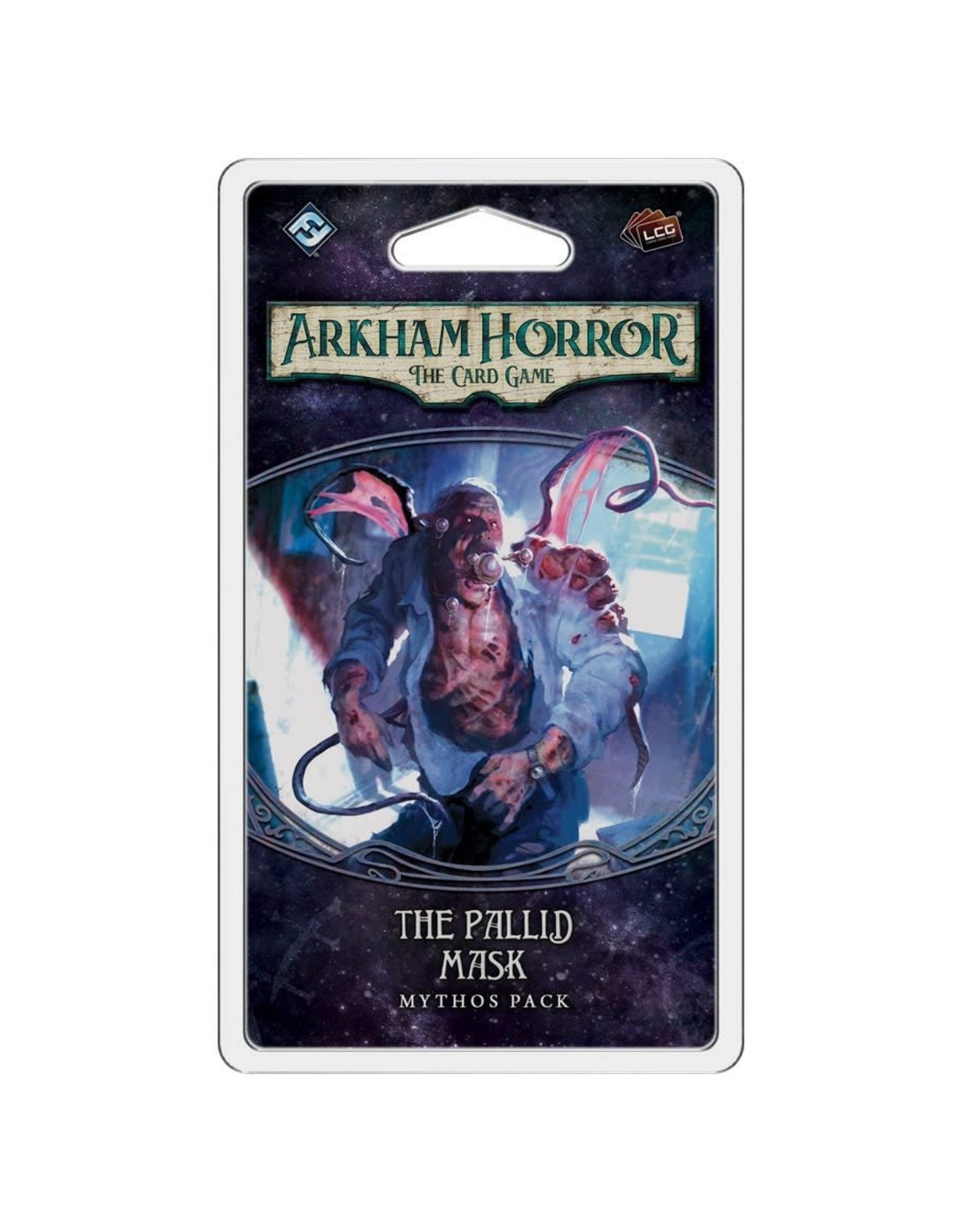 Fantasy Flight Games Arkham Living Card Game The Pallid Mask