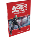Fantasy Flight Games Star Wars RPG Age of Rebellion Cyphers and Masks