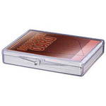 Ultra Pro Box Hinged 25 Clear